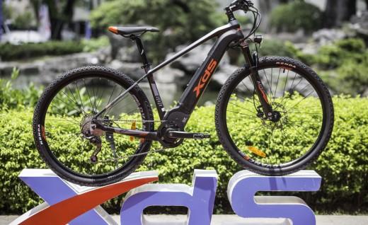 未来已燃 | 民族品牌喜德盛(XDS)新款领先600中置智能单车上市
