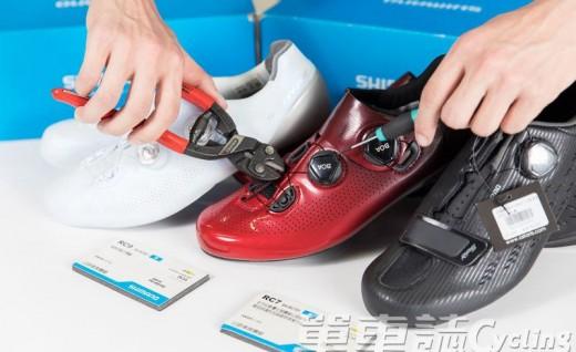 锁鞋BOA系统更换教学