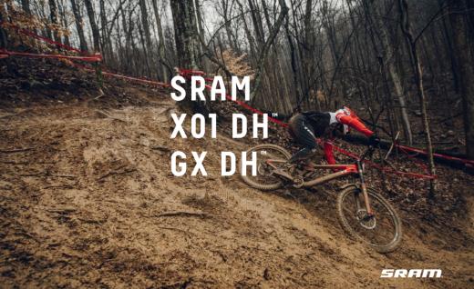 新品资讯:SRAM发布X01 DH及GX DH套件