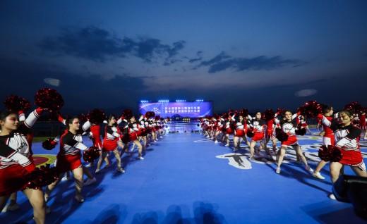 2019环太原——2019环太原国际公路自行车赛暨中国太原国际自行车周开幕仪式