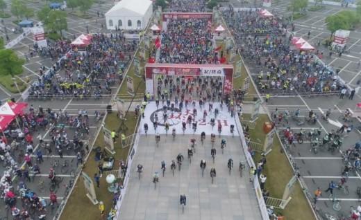 """艳阳高照——""""不止骑·2019第七届中国24H单车认证赛圆满落幕"""