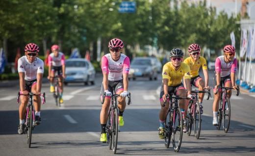 连胜双冠王——2019中国·路通黄河口(东营)自行车巡回赛第二站