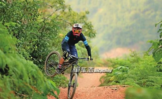 山地重力骑乘教学