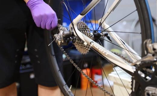 【视频】单车飞轮加大教学