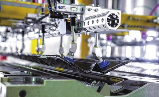 探索碳纤车架与制程