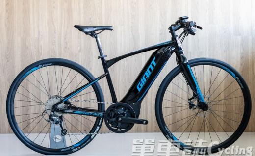 全面升级翻转你心目中电辅自行车 Giant Fast SR E+实测