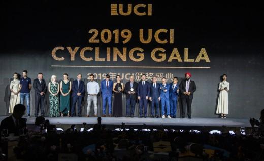"""2019格力""""世巡赛·环广西""""完美收官暨UCI全球颁奖盛典圆满举行"""