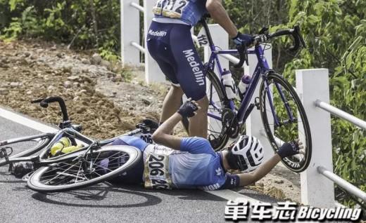 騎行受傷的處理方法