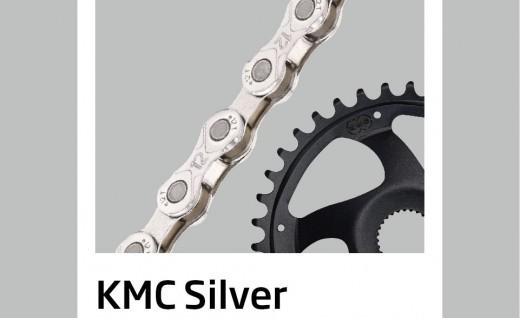 链、齿盘搭配救星:KMC链盘专属组合e-Bike Solutions