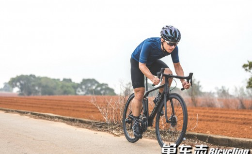 GIANT新款TCR试骑感受分享