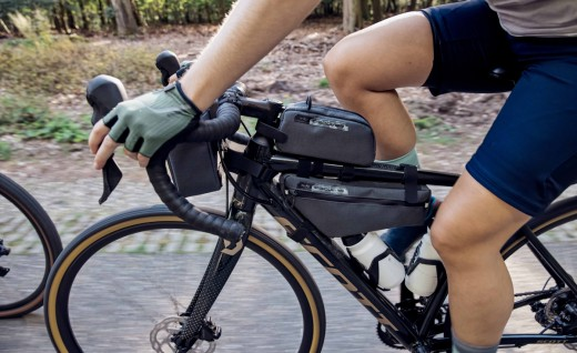 PRO坐垫、车把和自行车包全新升级,带来卓越表现