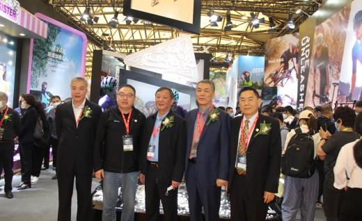 第30届中国国际自行车展览会首日秀