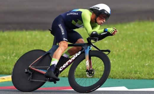 东京奥运会男子个人计时赛,斯洛文尼亚的罗格里奇爆冷夺冠