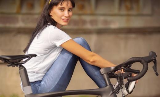 森地客新品丨牛仔裤?不!这是一件骑行裤!
